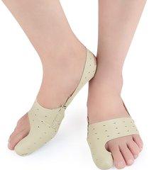 1 paio di alluce valgo correttore valgo traspirante giorno diurno pollice calze correzione piedi cura unisex