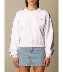 chiara ferragni sweatshirt bandai logomania choker