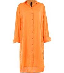 10 days jurken oranje