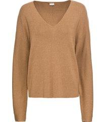 maglione oversize (beige) - bodyflirt