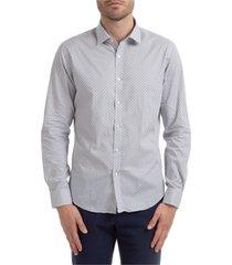 camicia uomo maniche lunghe carl
