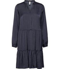 sc-pamela dresses everyday dresses blå soyaconcept