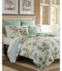 """tommy bahama home serenity palms 14"""" x 20"""" trellis embroidery decorative pillow"""