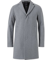 rock slhhagen wool coat