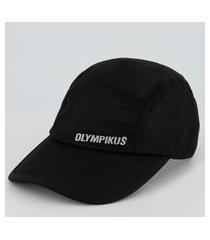 boné olympikus essential preto