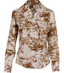 'eris' silk shirt