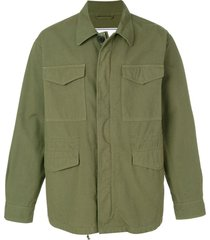 ami military parka - green