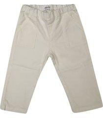 bonpoint classic elastic waist trousers