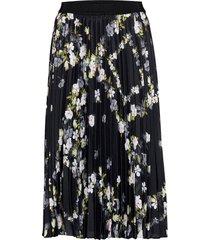 mairry knälång kjol svart ted baker