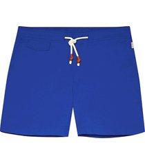 orlebar brown standard mid length swim shorts | sky diver blue | 273658-sky