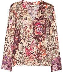 georgine long blouse blouse lange mouwen multi/patroon odd molly