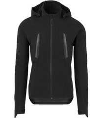 agu regenjas men commuter jacket 3l black