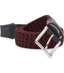 stripe stretch belt