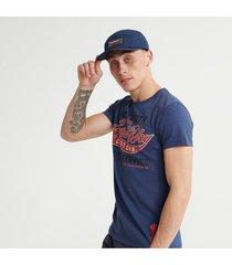 camiseta para hombre highway tee superdry
