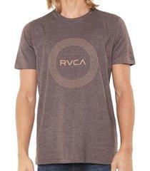 camiseta rvca compass masculina