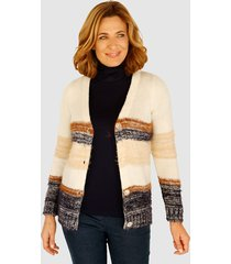 vest paola offwhite