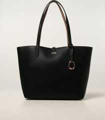 lauren ralph lauren tote bags lauren ralph lauren bag in synthetic leather
