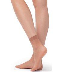 calzedonia 15 denier long-lasting socks woman nude size tu