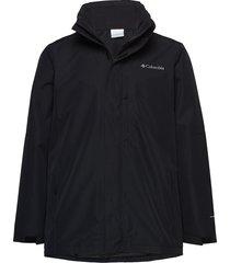 forest park™ jacket outerwear sport jackets svart columbia