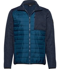 luoto m layer jacket sweat-shirt trui blauw halti