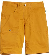 men's fjallraven vardag lite hiking shorts, size 34 us/ 50 eu - purple