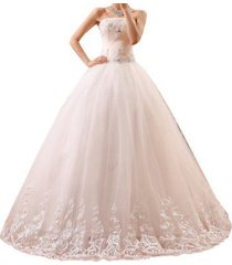 new lace wedding dress bridal gown sweet heart bead tulle any size custom made