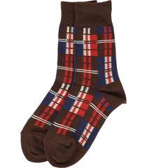 zucca checkered socks
