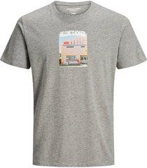 t-shirt jortrevor tee ss crew neck