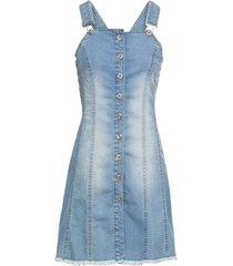 abito salopette di jeans (blu) - rainbow