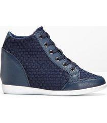 tronchetti con zeppa (blu) - john baner jeanswear