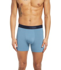 ted baker london boxer briefs, size x-large in provincial blue at nordstrom