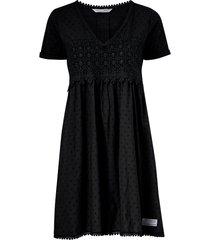klänning finest embroidery dress