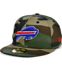 new era buffalo bills woodland 59fifty cap