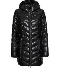 giacca trapuntata metallizzata (nero) - bodyflirt