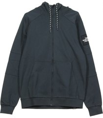 track jacket fine fullzip hd