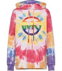 unisex pride swtsht hoodie trui multi/patroon michael kors
