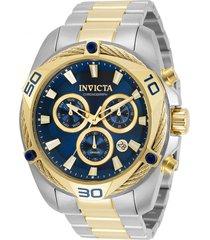 reloj bolt invicta modelo 31321 multicolor