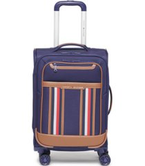 "closeout! tommy hilfiger hartford 21"" carry-on luggage, created for macy's"