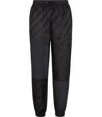 men's fendi pequin+ff nylon track pants