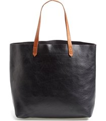 madewell 'the transport' leather tote -