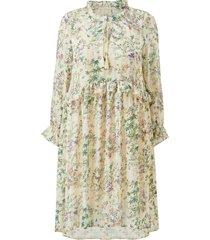 klänning ylorin l/s maxi dress