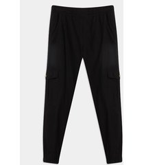 pantalon jogger plano cargo   - outside