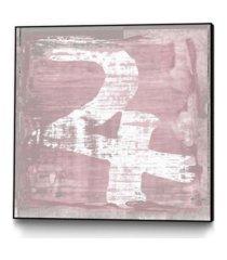 "giant art 20"" x 20"" the deities, jupiter art block framed canvas"