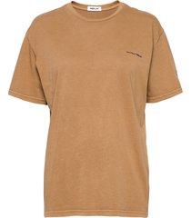 t-shirt t-shirts & tops short-sleeved guld replay