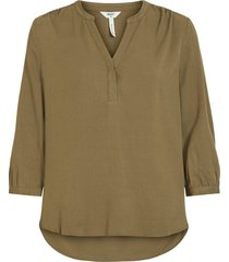blouse groen
