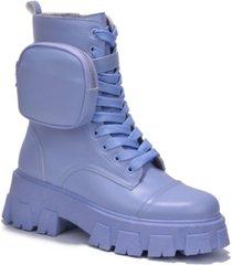 cape robbin women's monalisa combat boots women's shoes