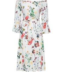 abito con spalle scoperte (bianco) - bodyflirt boutique