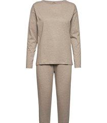 pyjamas pyjamas brun esprit bodywear women