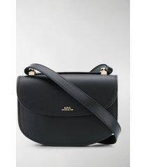 a.p.c. mini genève crossbody bag