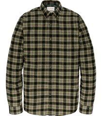 cast iron overhemd csi197642 khaki